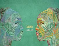 Langa Mavuso: Home Cover Artwork