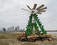 Windmill Tree - Algiers Bonfire 2019