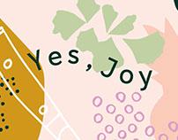 Yes, Joy