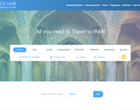 Service Hub Website