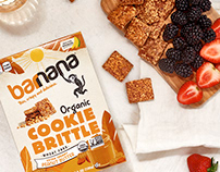 Barnana Snack Food Photography for Social Campaign