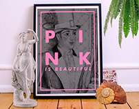 PINK IS BEAUTIFUL