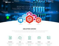 Nasstar Website Design
