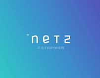 Netz™ Identity / Web : OESU x MANY COLORS
