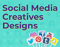 Social Media Creatives Designs