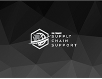 Ingram Micro | Supply Chain Support Logo