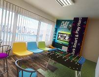 Agency Meditation Room Concept
