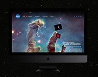 NASA Web Experience
