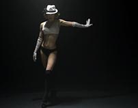 Sexy Go-Go Improvisation by LeeSa