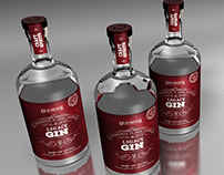 Label Design Vancouver / Gin Label Design
