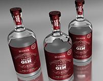 Label Design Vancouver / Gin Label Design