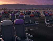 "Virgin Velocity ""Endless Seats"""