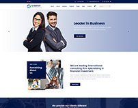 Consulting Finance Business
