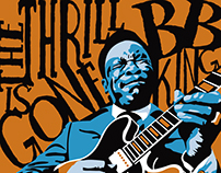 Blues Poster Series