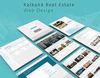 Kaikana Website Design