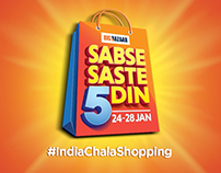 Big Bazaar - Sabse Saste 5 Din