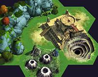 Games environment design