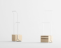 GEOFFREY Auxiliar Furniture