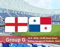Soi kèo Anh vs Panama ( England vs Panama)
