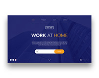 Home Page Inspiration