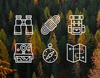 Explorers Essentials - FREE Icon Pack