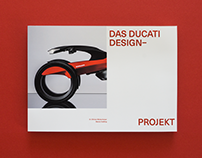 Ducati Design Projekt – Book