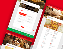 Britannia India Web re-design