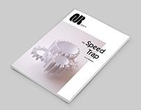 OUR Magazine —           Editorial design