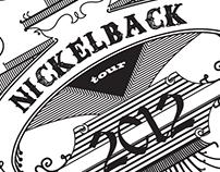 Nickelback typography