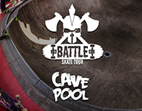 Battle Skate Tour at Cavepool 2015