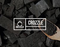 Logo versions 4Crozzle (charcoal producer)