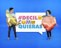 #DeciloComoQuieras