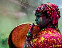 Festival - Braj Holi