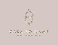 Casa No Name. Branding