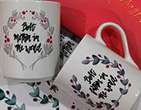 Mother and Father's Mug
