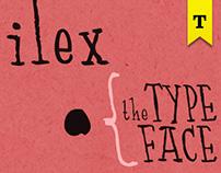 ILEX TYPEFACE