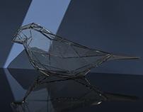 Polygon bird