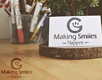Logo Making Smiles Happen