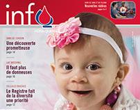 Bulletin Info-Héma, hiver 2017