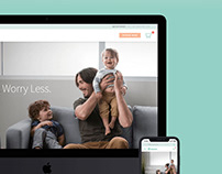Owlet Website Redesign