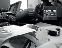 WEDZE helmet