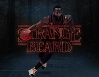 James Harden - Halloween: Strange Beard