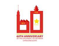 The diplomatic ties between China and Egypt