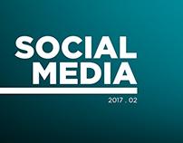 Social Media - 2017 . 02