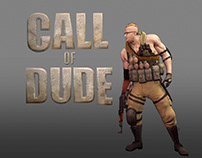 Call of Dude - TV Pilot