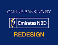 EmiratesNBD Redesign