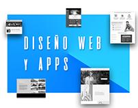 Diseño web y Móvil