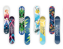 CustomMade Snowboards