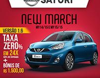Nissan Sayuri | Grupo CIAC