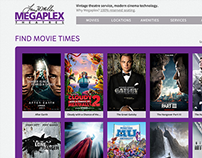 Megaplex Theatres Passion Project